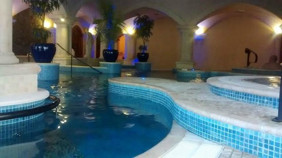 Several Jacuzzi Pools Different Types Picture Of Muckross Park Hotel Spa Killarney
