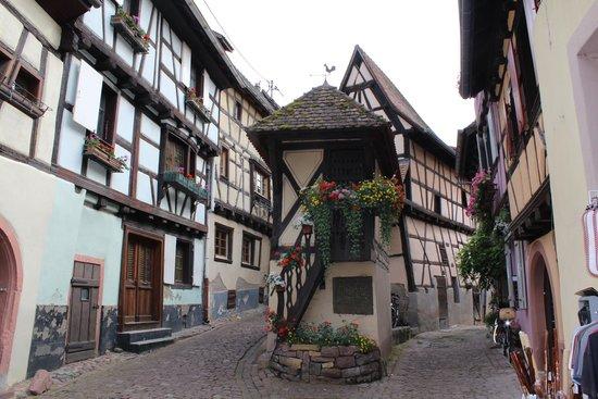 Le Hameau D'Eguisheim : next to the B&B