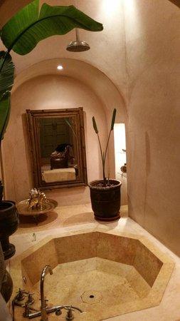 Riad Camilia: Beautiful Shower