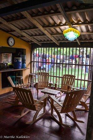 Rigo's Guest House: Sala