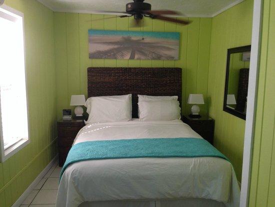 St. John Inn: Sleeping area