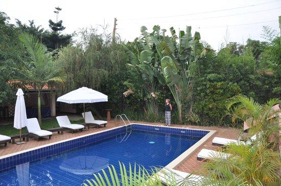 The Boma: espace piscine