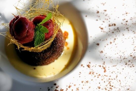 Woodall Country House and Spa: Cuisine