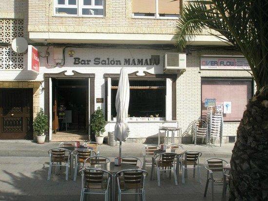Bar Salon Mamalu