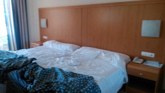 Hotel Neptuno: Habitación doble