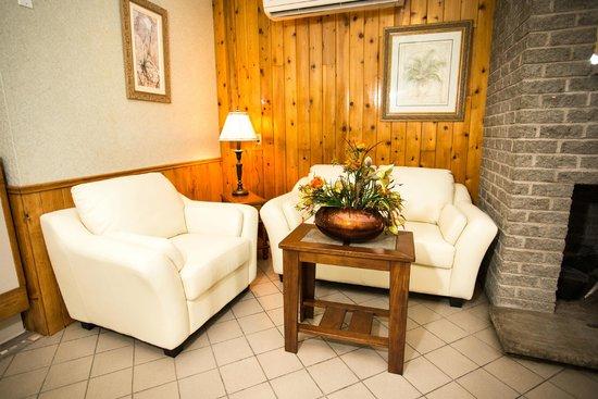 Hotel Bromont: Lobby