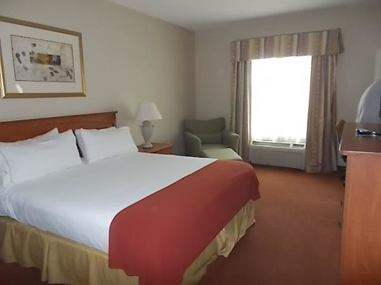 Holiday Inn Express Hotel & Suites Carson City: Spacious Room