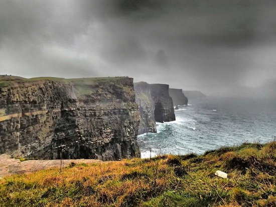 Daly's House: Cliffs of Moher (10 minute drive away)