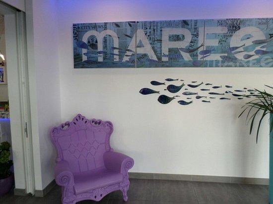 MAREE HOTEL: Ingresso
