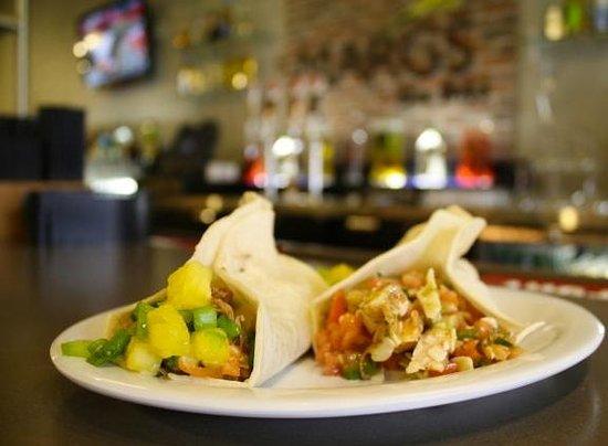 Margs Taco Bistro: tacos