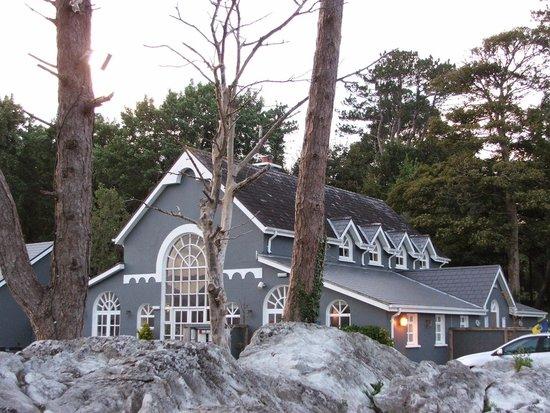 The Boathouse Bistro Dromquinna Manor: Boathouse Bistro