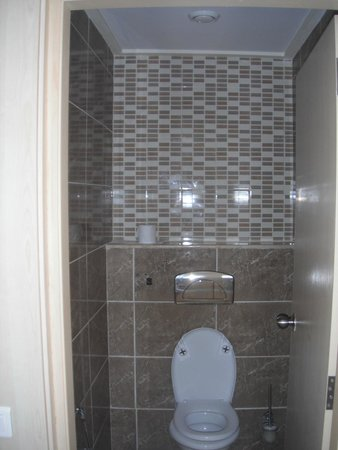 SENTIDO Aziza Beach Golf & Spa: toilet