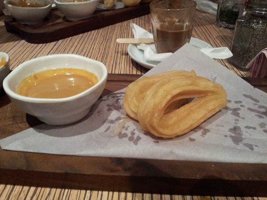 Las Iguanas : The Best Churros in Town