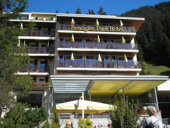 Beausite Park Hotel: great location - stunning views