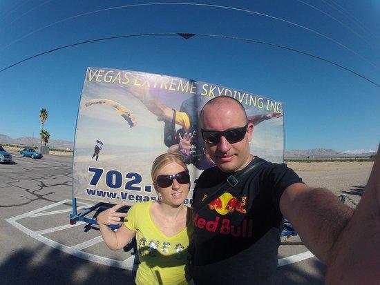 Vegas Extreme Skydiving : Vegas extreme