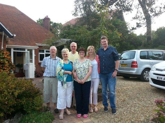 Rosemary Bed & Breakfast: A lovely week's stay