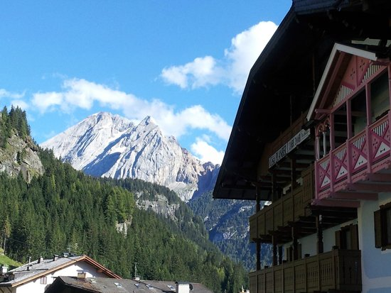 B&B Apartments Cesa Planber: view from just outside