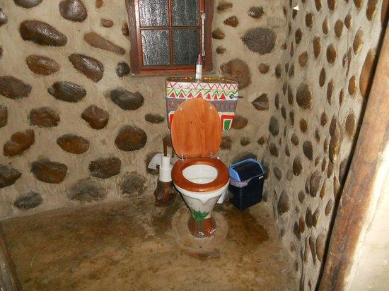 Mount Moreland, جنوب أفريقيا: Toilet
