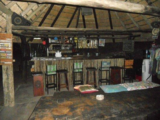 Mount Moreland, Sudáfrica: Bar area