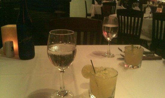 Texas de Brazil: Drinks