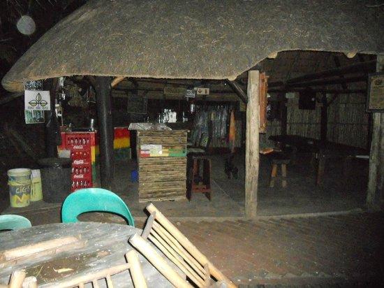 Mount Moreland, جنوب أفريقيا: duning room