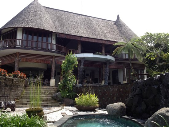 Dara Ayu Villas & Spa: Main building