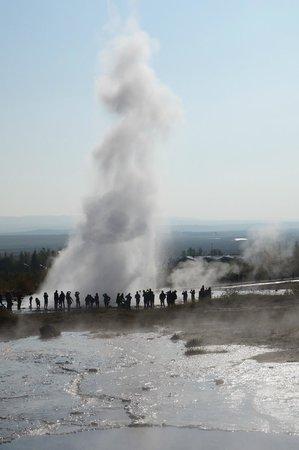 Iceland Horizon - Golden Circle Tour: Strokkur
