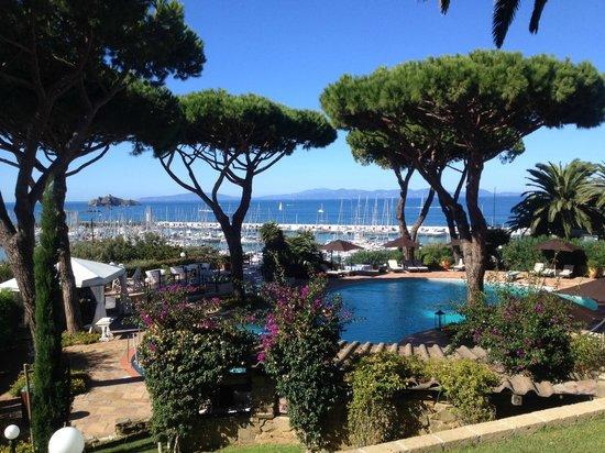Baglioni Resort Cala del Porto: Daytime view