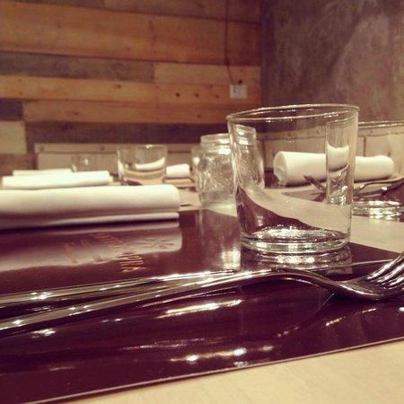 Sottosopra Restaurant: Dettaglio