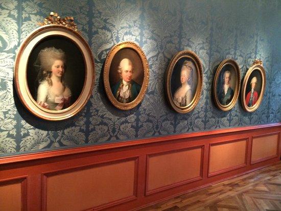Herzog Palace (Herzogschloss): Nobility in the Palace