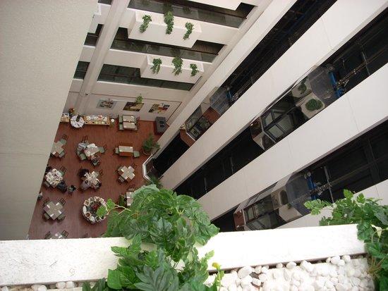 Avari Dubai Hotel: ritorante