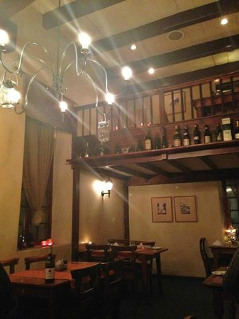 Old Townhouse Restaurant: il locale