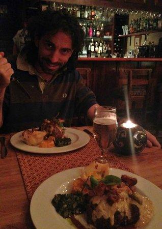 Old Townhouse Restaurant: I nostri 2 filetti