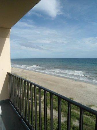 The Inn at Pine Knoll Shores: balcony