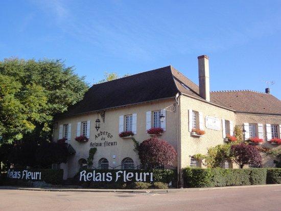 Le Relais Fleuri : Vue générale