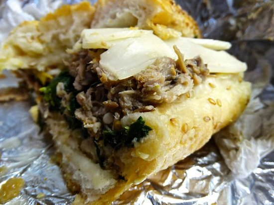 Paesano's Philly Style Sandwiches: Arista