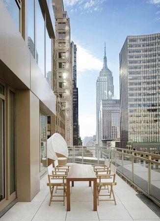 Andaz 5th Avenue: Empire Terrace Suite