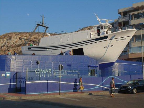 Centro de Interpretación del Mar CIMAR
