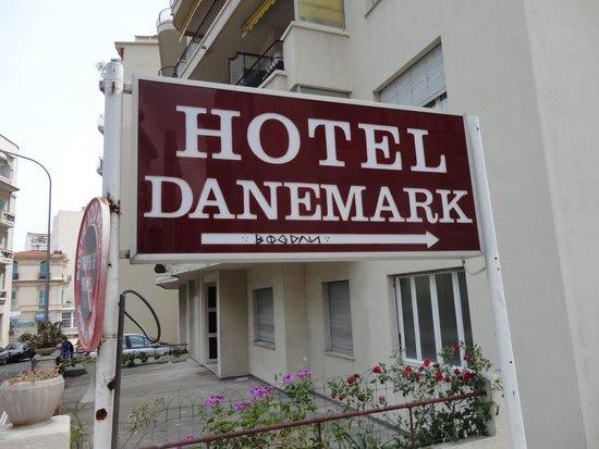 Hotel Danemark : Hotel