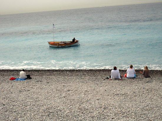 Hotel Danemark : A praia