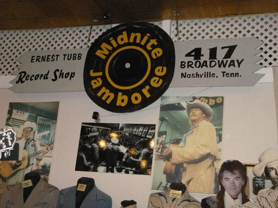 Ernest Tubb Record Shop: The Midnite Jamboree
