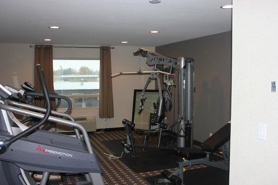 Western Star Inn & Suites: Gym
