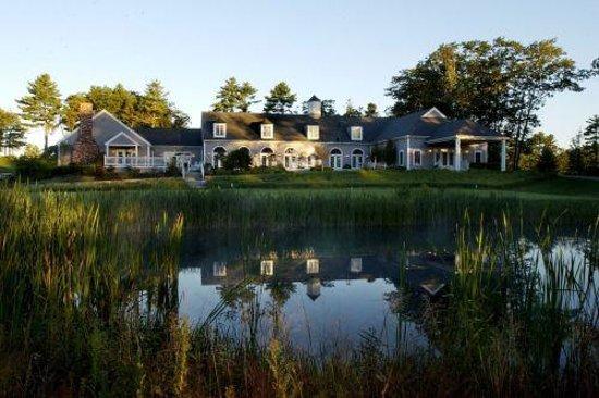 Dunegrass Golf Club: Club House