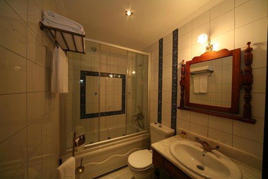 ARN Aruna Hotel : BATHROOM