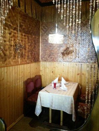 Restaurant Na Uspenskoi