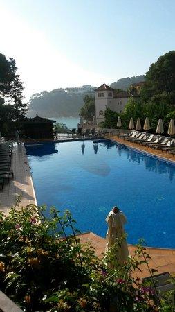 Hotel Aiguablava: swimmng pool