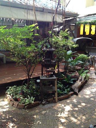 Phranakorn-Nornlen Hotel: entrée