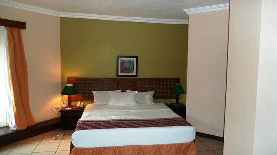 Aanari Hotel & Spa : Chambre club 105