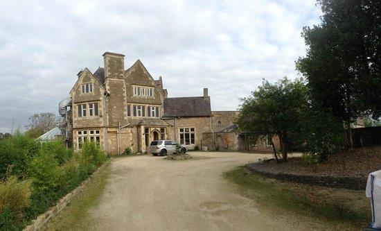 The House near Bath: The House