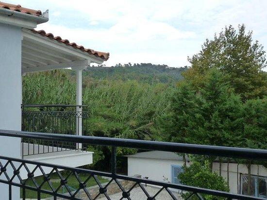 Marialena Village Apartments: Balcony View